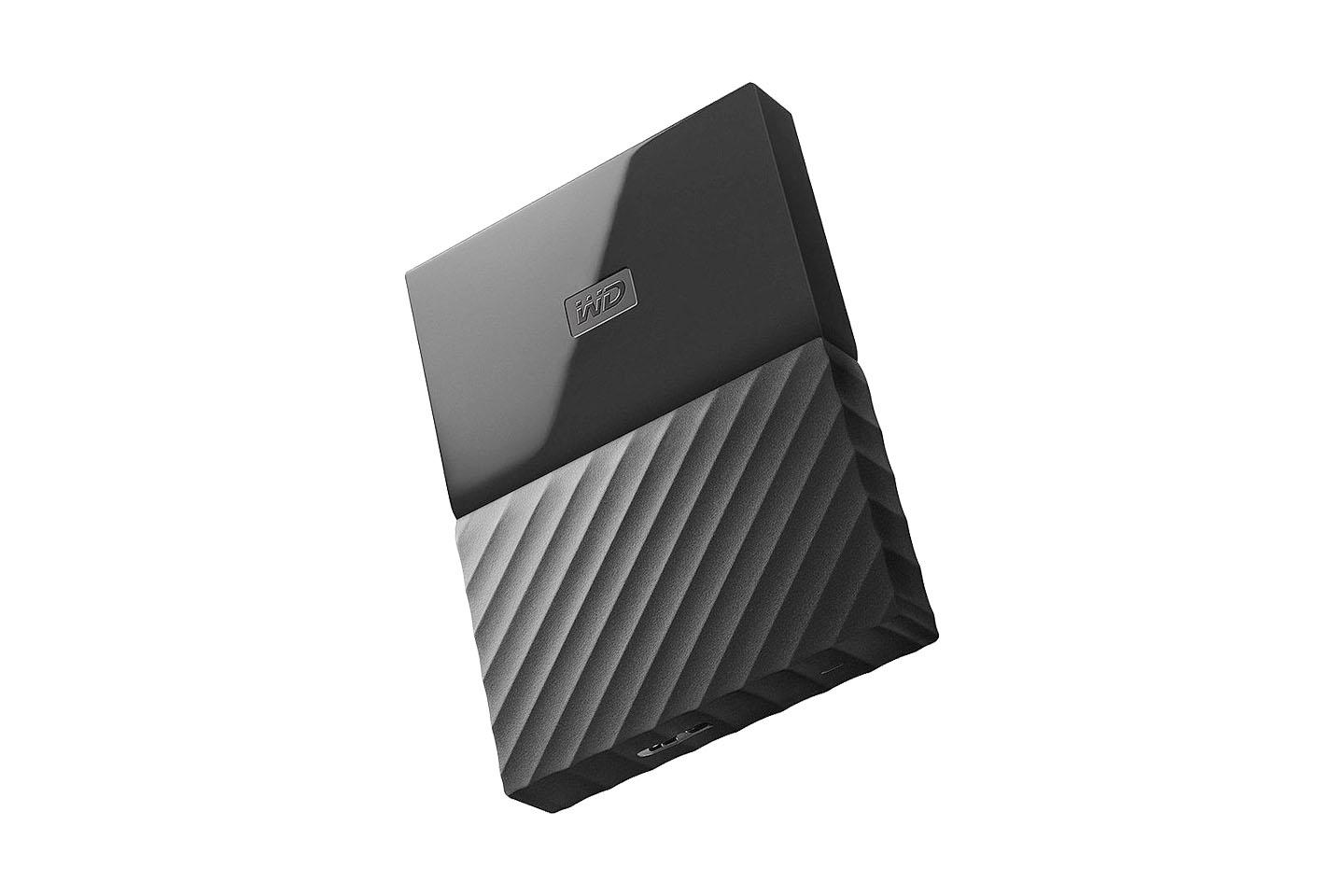 WesternDigital MyPassport HDD 4TB